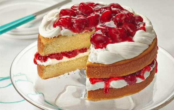 كيف تقطعين الكيك إلى طبقتين بدقة