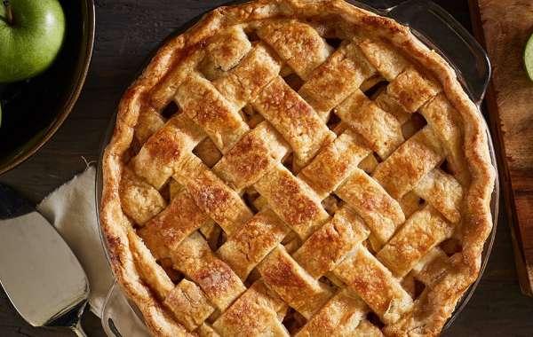 كيفية صنع فطائر التفاح داخل التفاحة نفسها