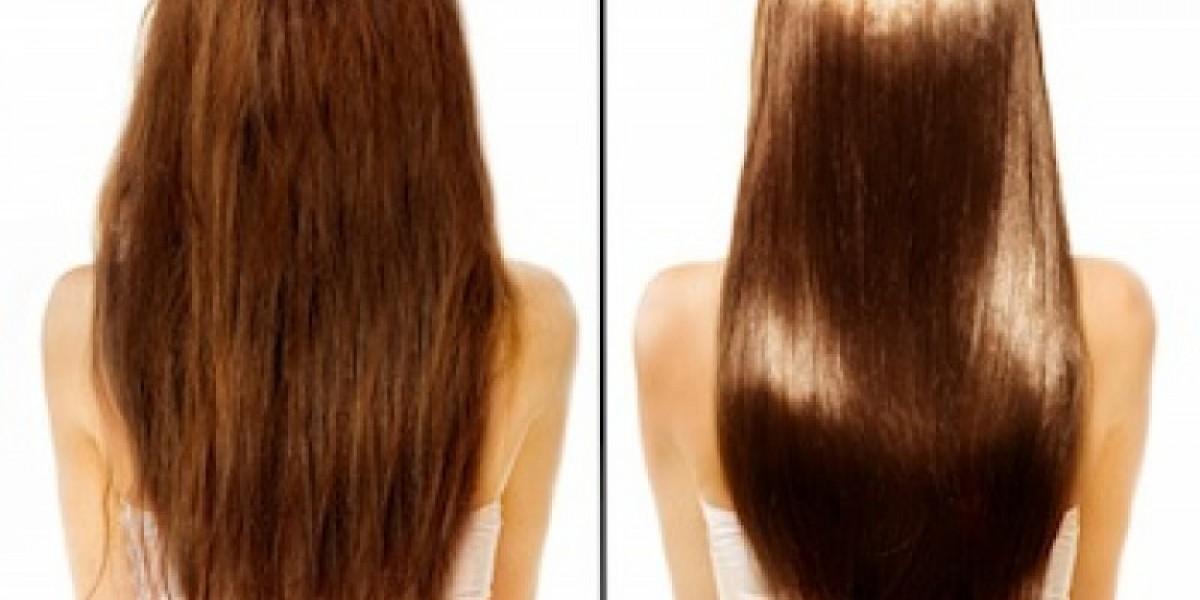 الأثار الجانبية لعلاج الشعر بالكيراتين