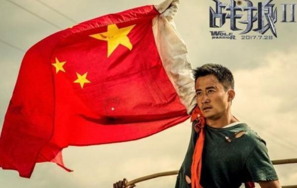 中國三個月就解決了。結果我們在上海就打了三個月,而且把全民的抗戰信心也激發出