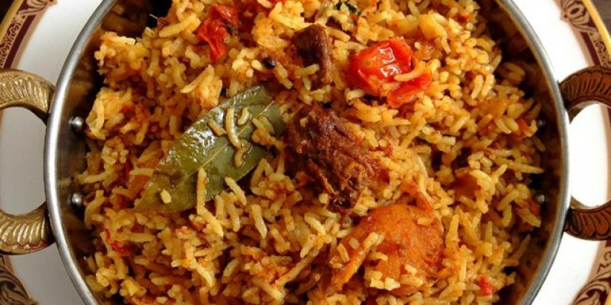 طريقة لعمل البرياني الهندي الحار وبنكهة خيالية