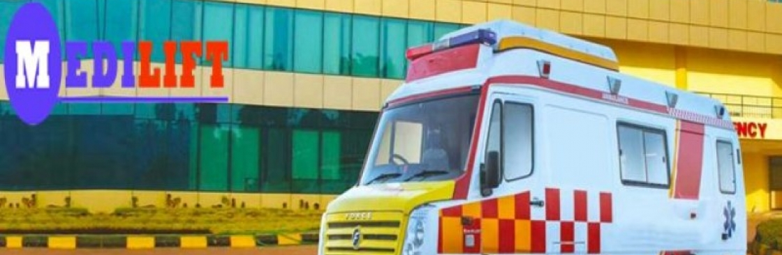 Medilift Air Ambulance Cover Image
