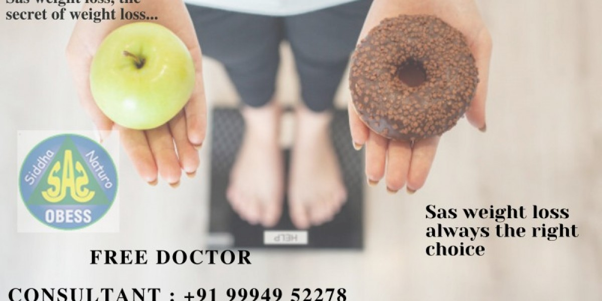 Weight loss center in Pollachi | SAS +91 99949 52278