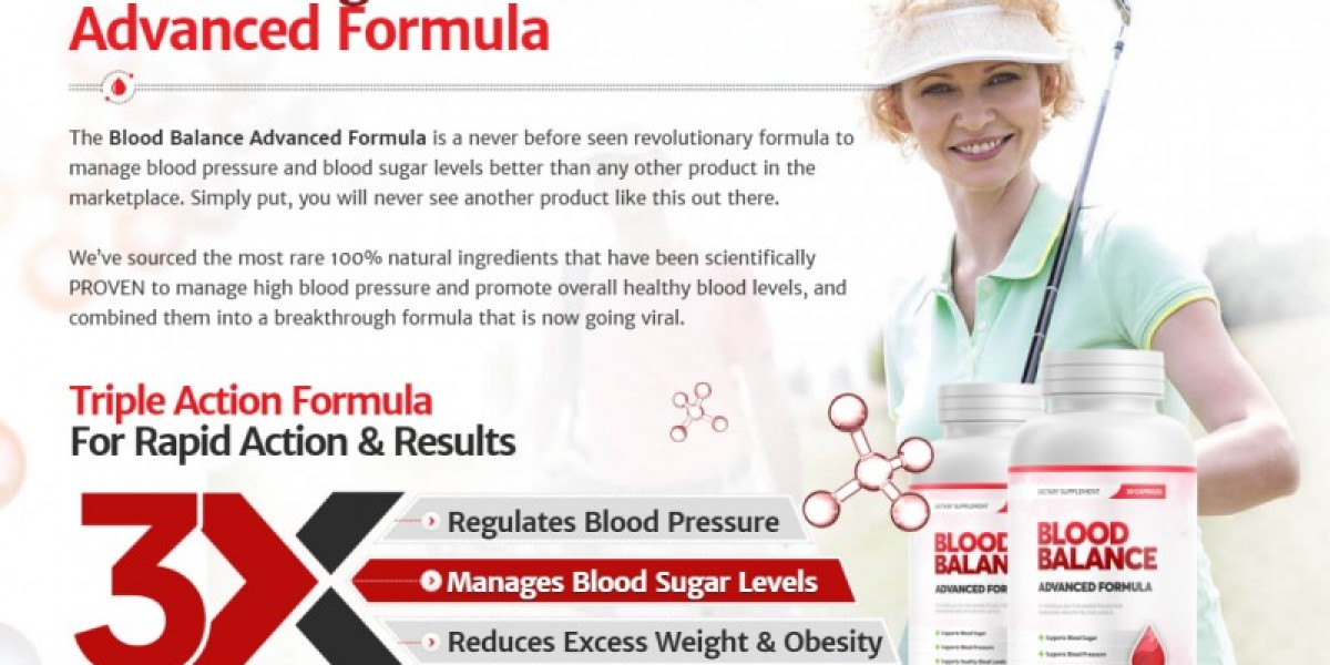 Blood Balance Advanced Formula -Read Benfits, Scam Or Legit, Price|| Special Offer