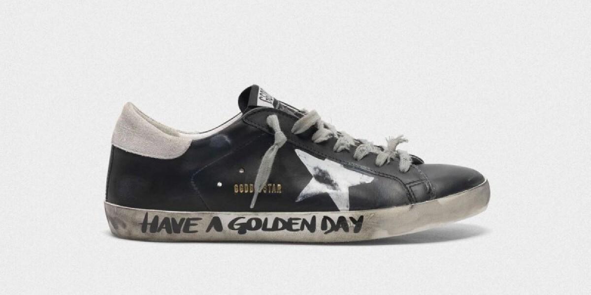 Golden Goose Starter on the