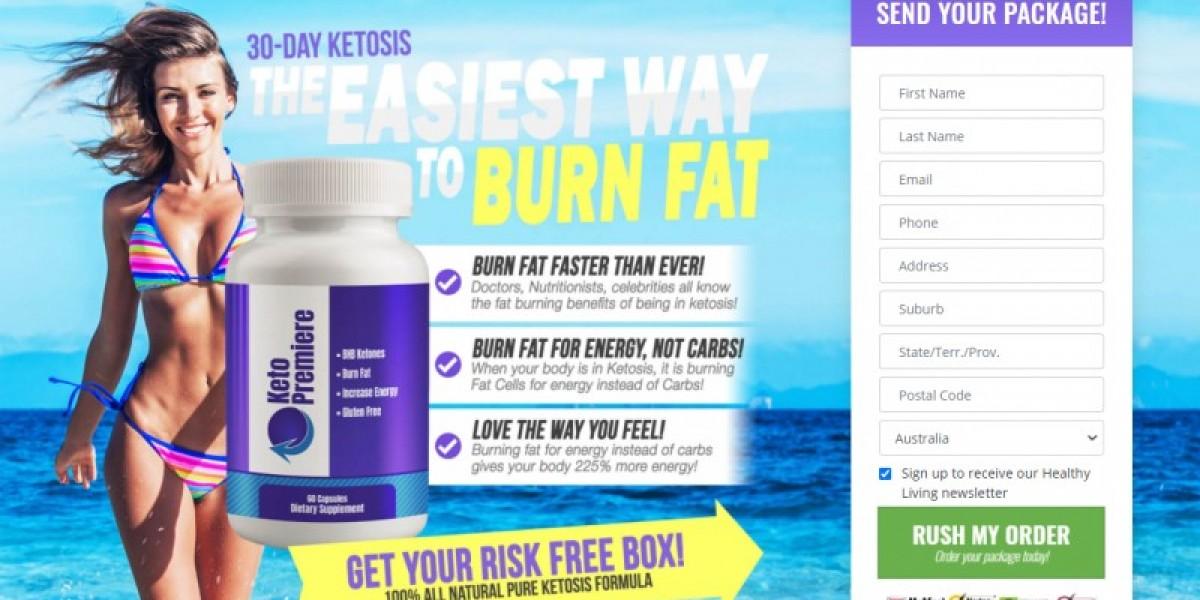 Keto Premiere Australia: Keto Diet For Beginners - Lose Weight Fast ...