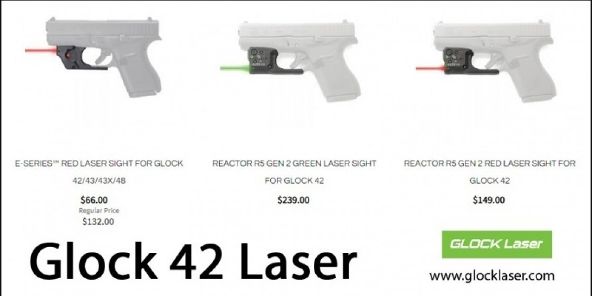 Glock 42 Laser Sight from Glock Laser