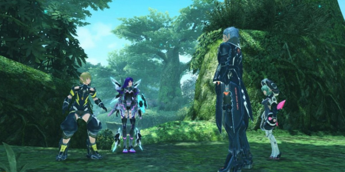 What you can learn from the Phantasy Star Online 2 New Genesis game trailer