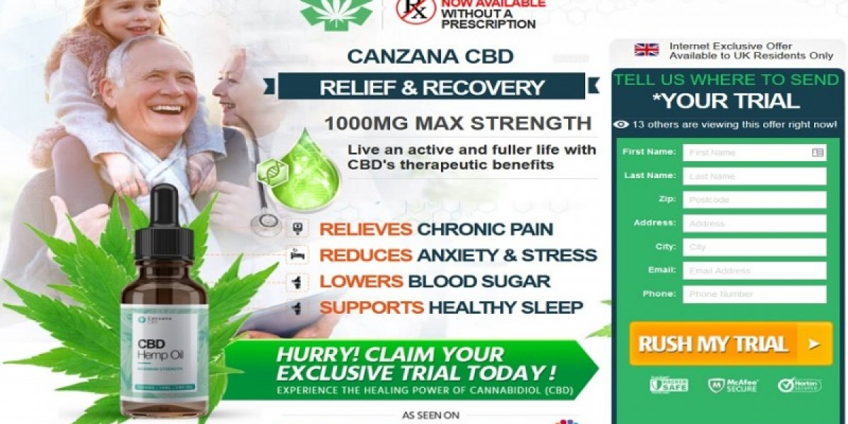 What Is Canzana CBD Oil [Scam Or Legit]: Read Before Buy!