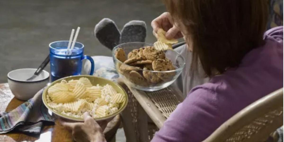 فرط الأكل Hyperphagia