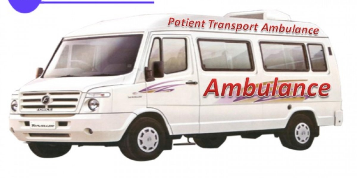 Transfer the Patient with Ambulance Service in Patna and Ranchi at Low Cost: Medilift