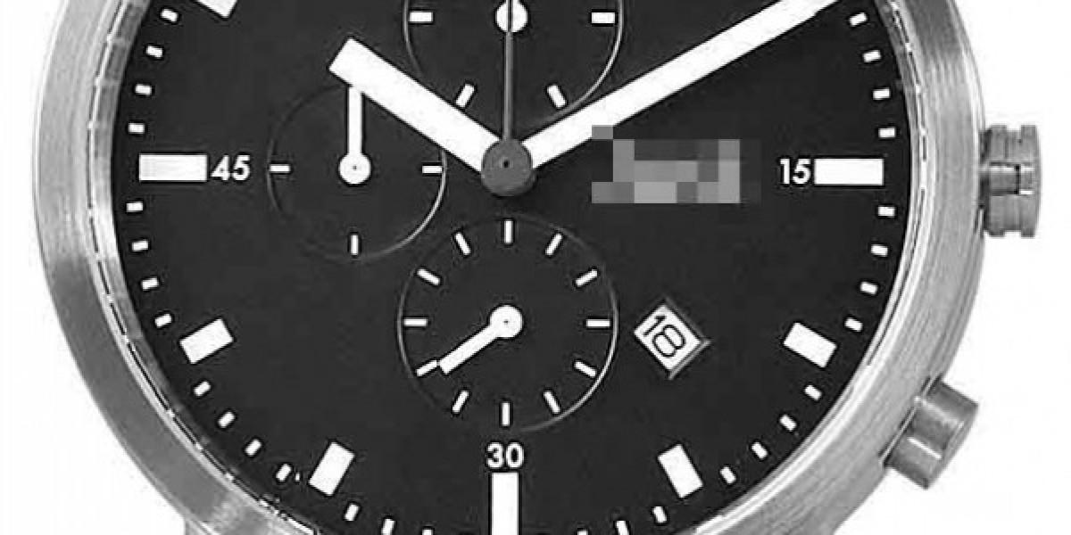 Customize Fashion Black Watch Dial
