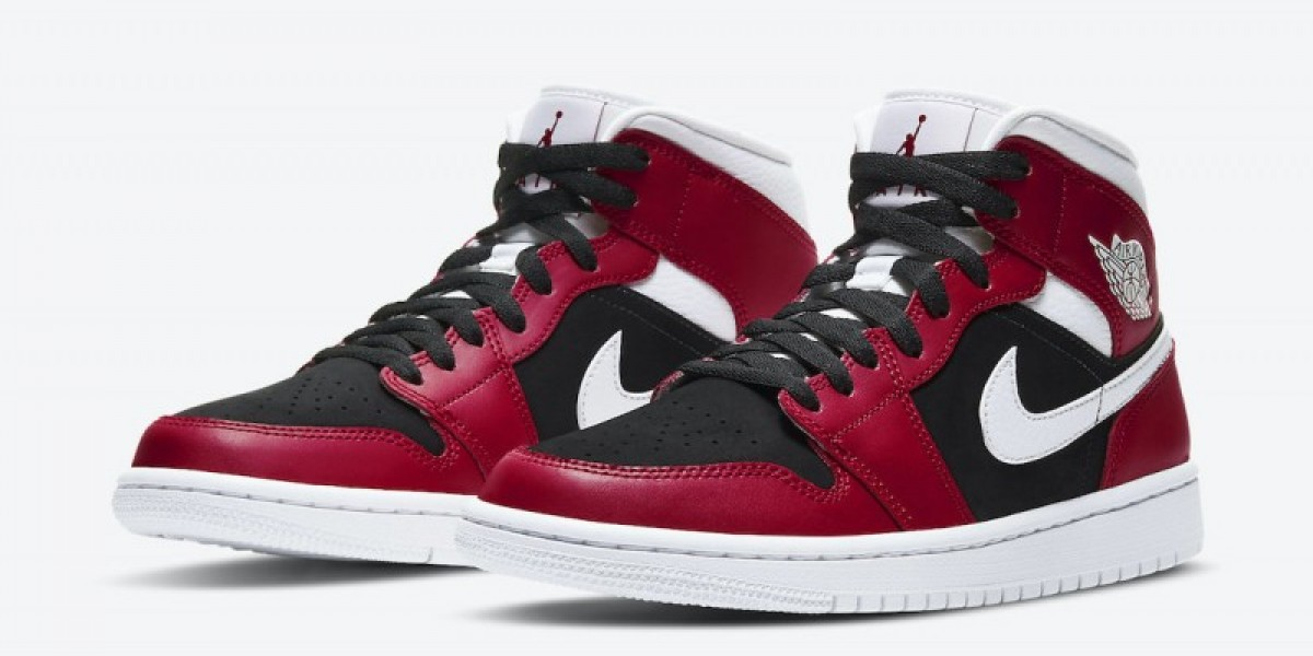 Brand New Air Jordan 1 Mid WMNS BQ6472-601 sneakers release information