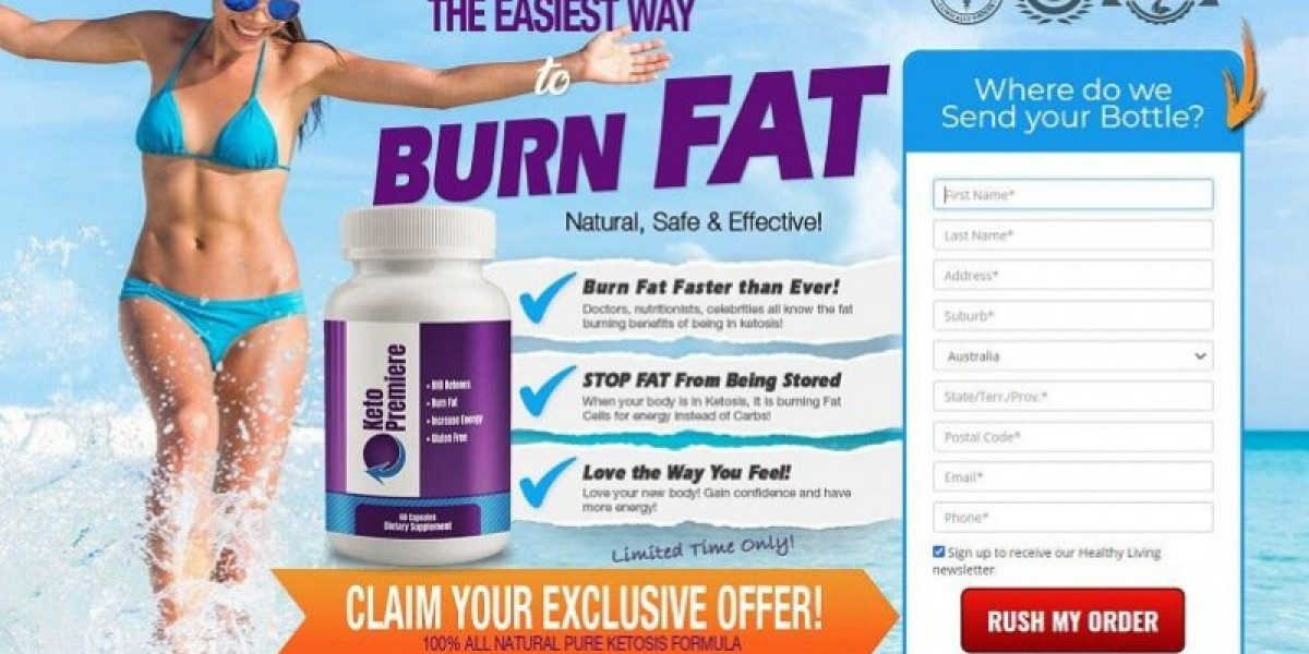 Keto Premiere Reviews: Price And Side Effects || Exclusive Offer | (ORDER NOW)