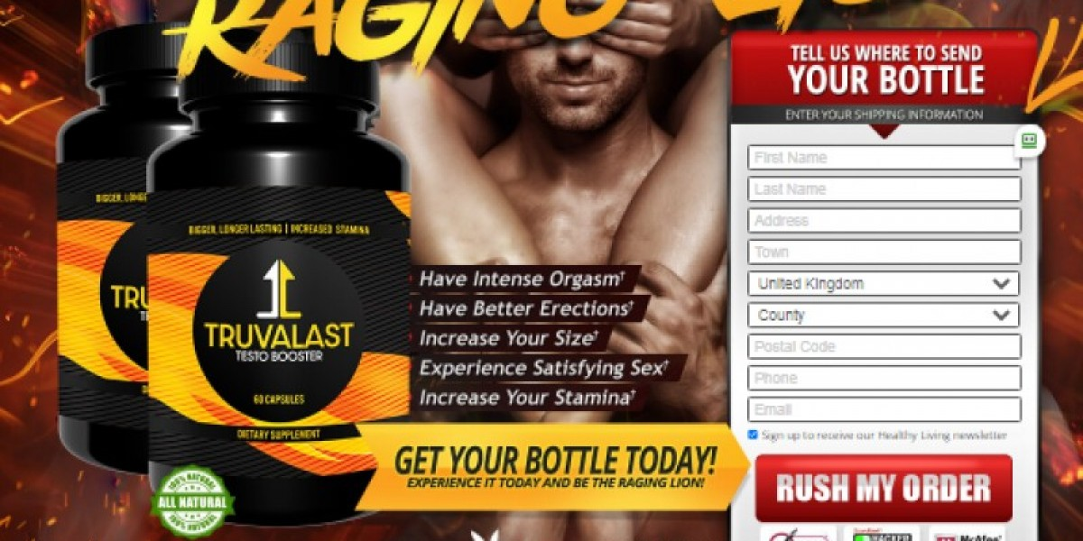What Is Truvalast Male Enhancement - It's Scam?