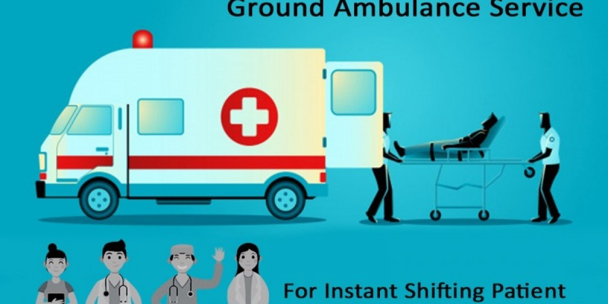 Advance Medical Features Added In the King Air Ambulance Service in Ranchi