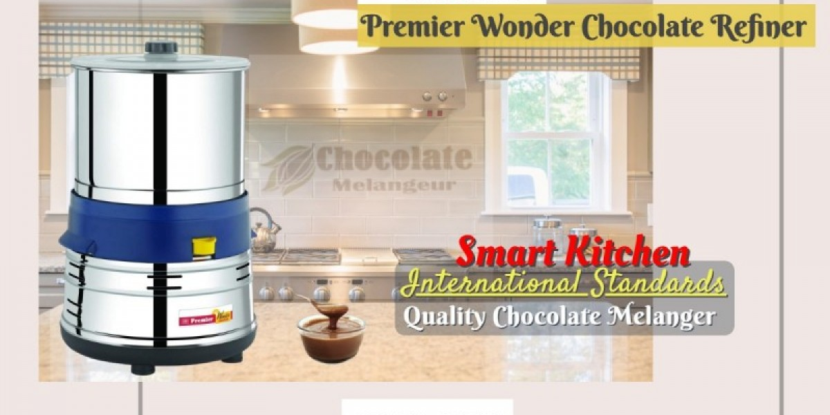 How To Buy Best Chocolate Refiner Machine Online?