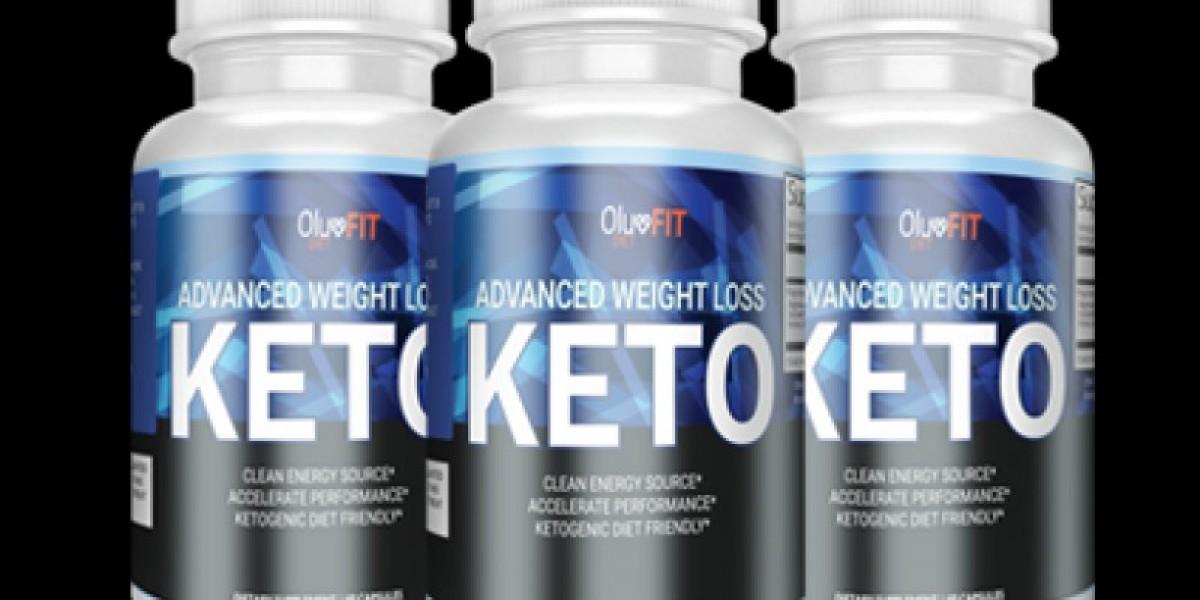 Oluv Fit Keto #No1 Keto Supplement
